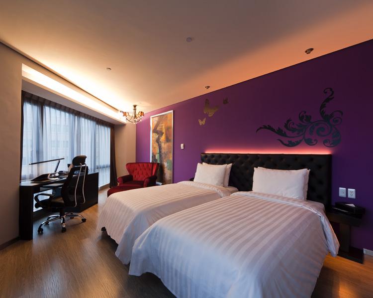 「台北加碼GO」旅遊3.0補助「冨驛酒店」推買一送一
